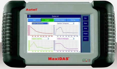 Autel MaxiDas DS708 With Exclusive Software | Diagnostic Scan Tool | Scoop.it