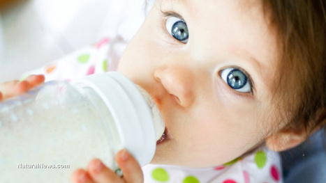 #Baby formula is loaded with #GMO's - Avoid these brands | Messenger for mother Earth | Scoop.it