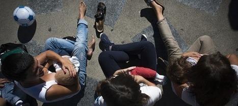 50 mamme allattano per strada, è un flash-mob | Mamme&Co | Scoop.it