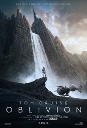 Post-Apocalyptic Sci-Fi Trailer Smackdown: Oblivion Versus After Earth | Underwire | Wired.com | I want more science fiction | Scoop.it