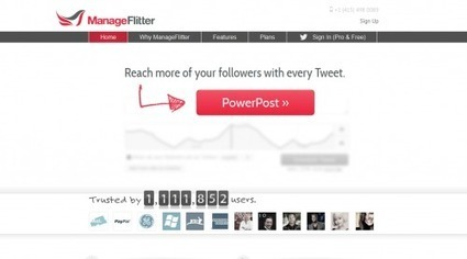 11 outils pour gérer l'unfollow sur Twitter | Time to Learn | Scoop.it