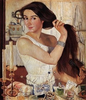 Art Inconnu - Little-known and under-appreciated art.: Zinaida Serebriakova (1884 - 1967) | The Blog's Revue by OlivierSC | Scoop.it