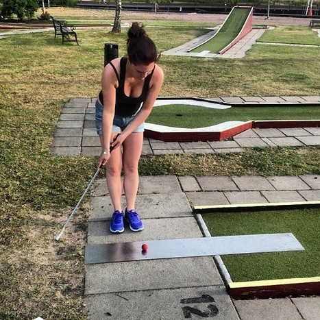Minigolf beauty in Sweden | Minigolf | Scoop.it
