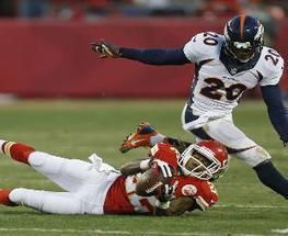 Broncos' Mike Adams intends to walk home if Denver wins Super Bowl XLVIII | NFL News and Notes | Scoop.it