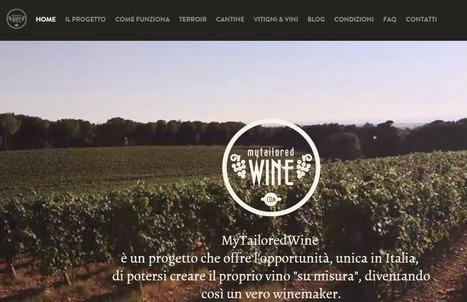 Vino e web, connubio in forte crescita - Fastweb.it (Blog) | Anthropologie | Scoop.it