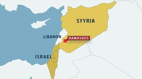 Syyria syyttää Israelia ilmaiskuista – armeija ei kommentoi   Syyria   Scoop.it