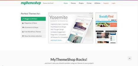 MyThemeShop Black Friday Deal: Grab Themes With 80% Discount   Blogging, SEO, WordPress   Scoop.it