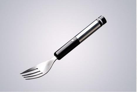 Prototype : une fourchette électrique pour remplacer le goût du sel | Veille Gastronomie & Oenologie | Scoop.it