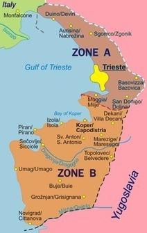 Trieste vol tornar a ser Territori Lliure | Hi havia una vegada un país... | Scoop.it