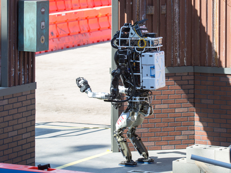 The machines that rose to DARPA's robotics challenge | Tech-Geekery | Scoop.it