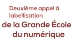 2e appel à labellisation de la Grande École du Numérique pour des formations innovantes au numérique (NetPublic) | Veille professionnelle des Bibliothèques-Médiathèques de Metz | Scoop.it