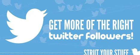 Get More of the Right Twitter Followers | technoliterati v.2.0 | Scoop.it