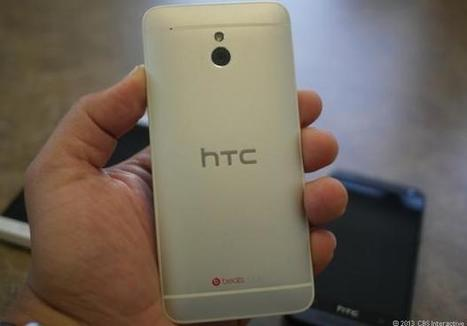 HTC One mini | Mats Djärf | Scoop.it