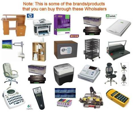 Office Equipments- EPABX, Printers, Computer, UPS and Scanners | Small And Medium Business | Scoop.it