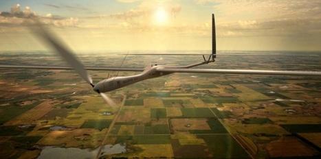 Les Etats-Unis autorisent le premier vol commercial d'un drone | Infos Drones | Scoop.it