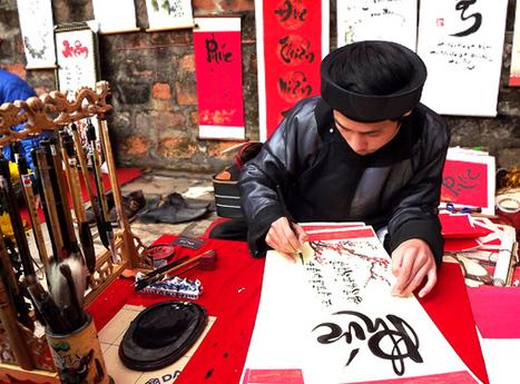 Opening Tet Giap Ngo festival 2014 in Hanoi, Vietnam - Lunar New Year   Travel News   Scoop.it