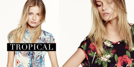 La moda è Safari zone per Mango - Sfilate | Moda Donna - sfilate.it | Scoop.it