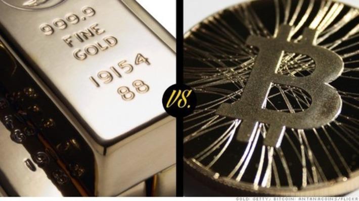 Gold vs. bitcoin: An apocalyptic showdown - The Term Sheet: Fortune's deals blogTerm Sheet | money money money | Scoop.it