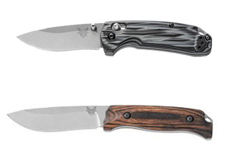 Benchmade Hunt | Outdoor Knives - Personal Defense World | Couteaux et humains | Scoop.it