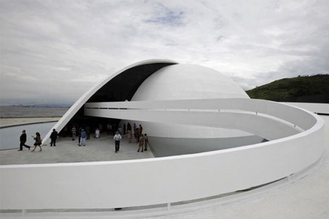 Study Shows Curved Architecture Stimulates the Brain | Architecture and Architectural Jobs | Scoop.it