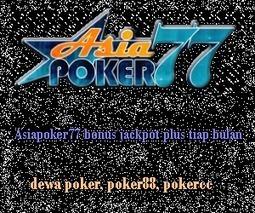 Asiapoker77-bonus-jackpot-plus-tiap-bulan.PNG (300x250 pixels) | Alfamart | Scoop.it