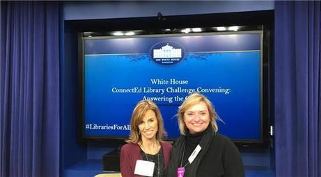 Chattanooga Library Director Attends National Convening In Washington, D.C. | Tennessee Libraries | Scoop.it