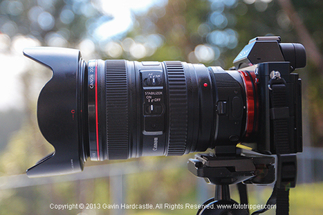 Camera Review - the Sony A7R - Digital Photography School | camtistic | Scoop.it