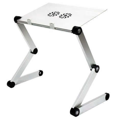 A Dexterous Laptop Stand You Can Use While Lying Down | Tech-o-Gadgets | Scoop.it