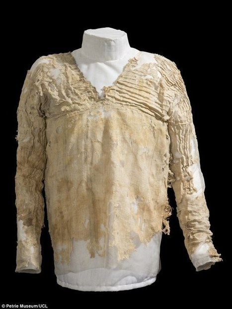 La prenda textil más antigua del mundo tiene 5.000 años | Arqueología, Historia Antigua y Medieval - Archeology, Ancient and Medieval History byTerrae Antiqvae (Blogs) | Scoop.it