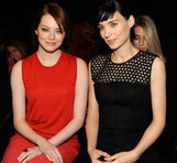 New York Fashion Week's Front Row Celebrities: Who's In This Year?   Fashion & Public Relations   Scoop.it