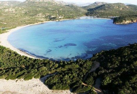 Les plus belles plages de la Corse du Sud Est - Speak About | Info-Tourisme | Scoop.it