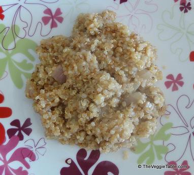 Quinoa Risotto | Vegetarianism | Scoop.it