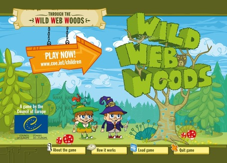 Through the Wild Web Woods - A game by the Council of Europe based on the Internet Literacy Handbook | Remue-méninges FLE | Scoop.it