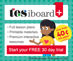 TES iboard: Interactive activity finder | TechnologytoShare | Scoop.it