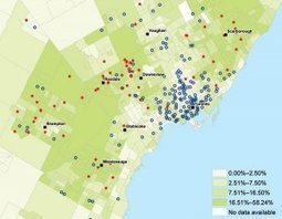 A Spatial Analysis of Individual- and Neighborhood-Level Determinants of Malaria Incidence in Adults, Ontario,Canada | Remote Sensing News | Scoop.it