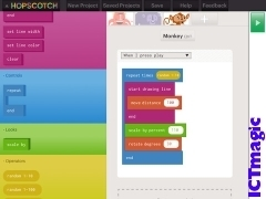Hopscotch | E-learning Ideas in the Classroom | Scoop.it