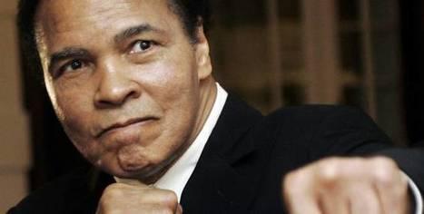 Mohamed Ali, «The Greatest», est mort | Bejika actu | Scoop.it