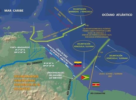 ExxonMobil arrecia exploración en aguas del Esequibo en contra de gobierno de Venezuela | @CNA_ALTERNEWS | La R-Evolución de ARMAK | Scoop.it