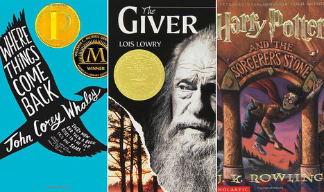 12 Life Lessons From Young Adult Books That Are Valuable For Any Age | For the Love of Reading | Scoop.it