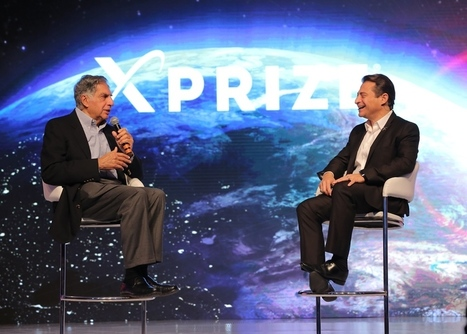 Ratan Tata Brings XPRIZE To India | CSRlive.in (CSR, Sustainability News, Analysis & Connect in India) | Scoop.it