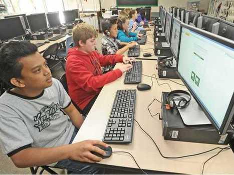 New standardized tests prompt school districts to update technology - Santa Clarita Valley Signal   Digital school test   Scoop.it