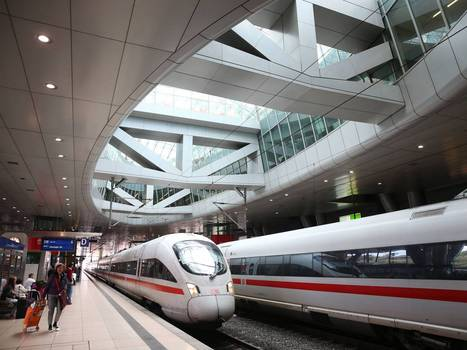 Traveller's Guide: Germany by train - The Independent | Angelika's German Magazine | Scoop.it