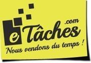eTâches.com - Votre assistant privé à distance - eTâches.com   Graphil agence marketing et publicité   Scoop.it