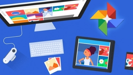Conoce cómo crear videos, animaciones y collages con Google Fotos | TAC i educació | Scoop.it