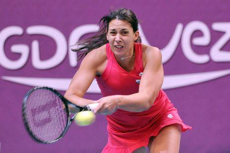 Bartoli signs up for US Open as TV pundit  - Tennis | The Star Online | Marion Bartoli joins #TeamEurosport | Scoop.it