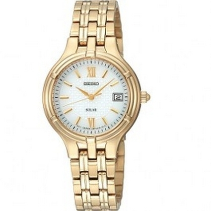 Seiko Ladies Solar Watch Model - SUT018P1 Price: Buy Seiko Ladies Solar Watch Model - SUT018P1 Online at Best Price in Australia | Direct Bargains | Direct Bargains Watch | Scoop.it