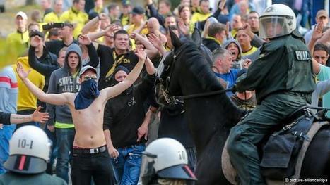 Bundesliga to vote on stadium security proposals - Deutsche Welle | Sports Facility Management. 4168649 | Scoop.it