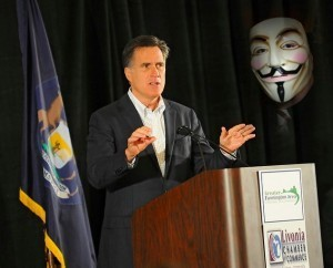 Anonymous Hacks IRS Database -- Publishes Romney Tax Returns | Daily Crew | Scoop.it