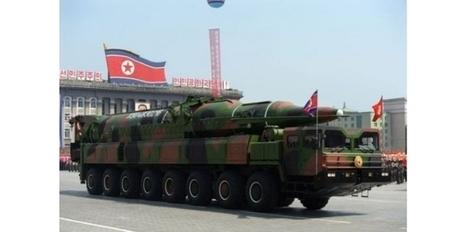 Corée du Nord: Pyongyang va effectuer un essai nucléaire en défi à Washington   Actualités d'ici & d'ailleurs   Scoop.it