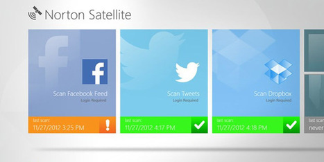 App Watch: Norton Satellite | Windows 8 Apps | Scoop.it